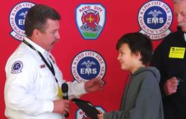 Two Rapid City Kids Awarded For Bravery