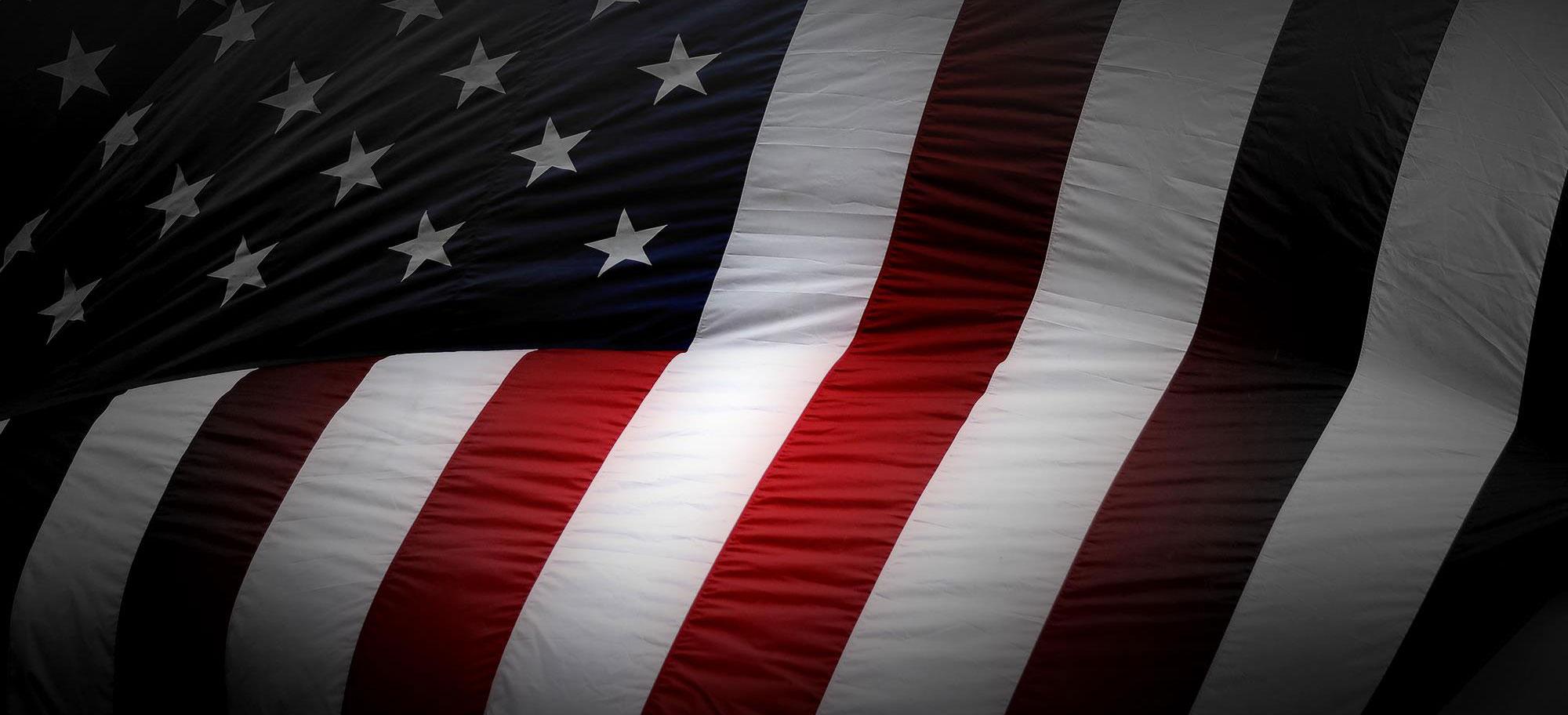 American Flag U.S. Flag Half-Staff Flag Veteran
