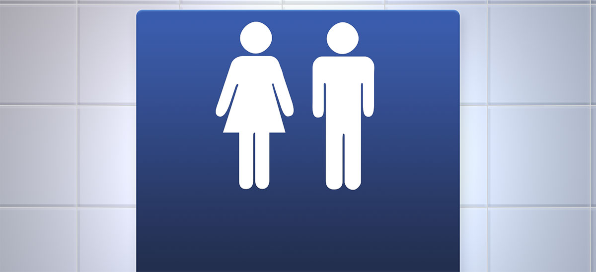 State Senate Panel Rejects Bathroom Sign Requirement