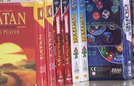 Board Game Boom In Digital Age
