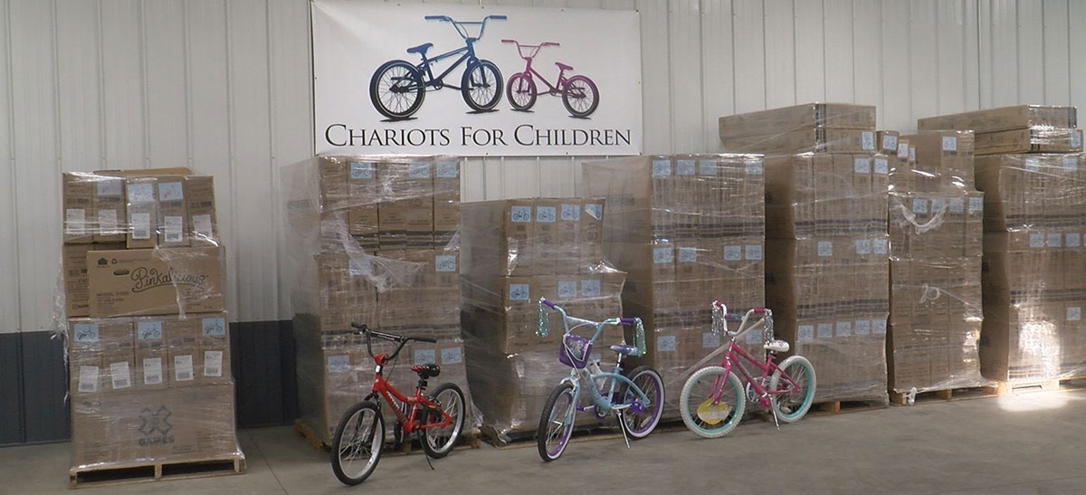 Building Chariots For Children