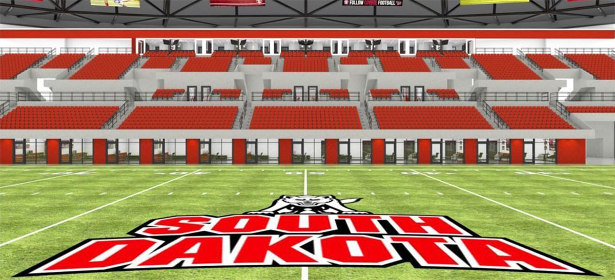 Dakota Dome Renovations