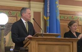 Daugaard Gives His Final State Of The State Address