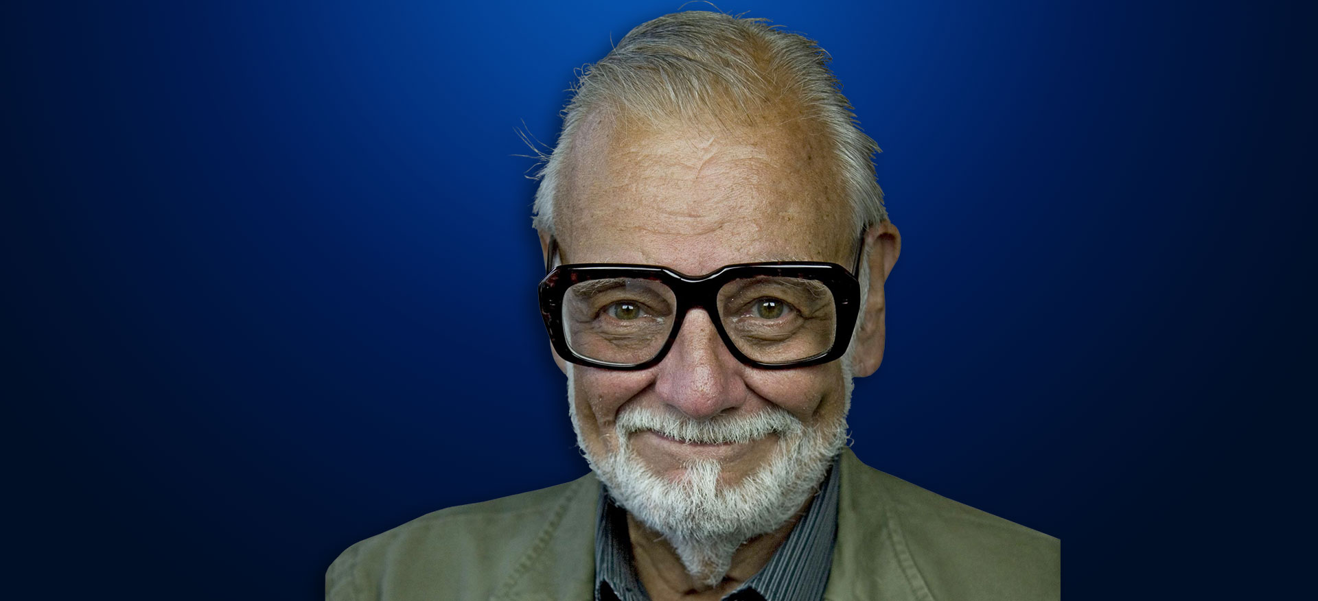 GEORGE A ROMERO HEADSHOT