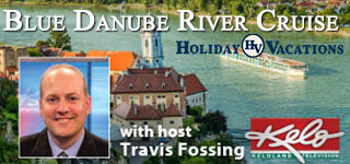 Holiday Vacations Blue Danube River Cruise