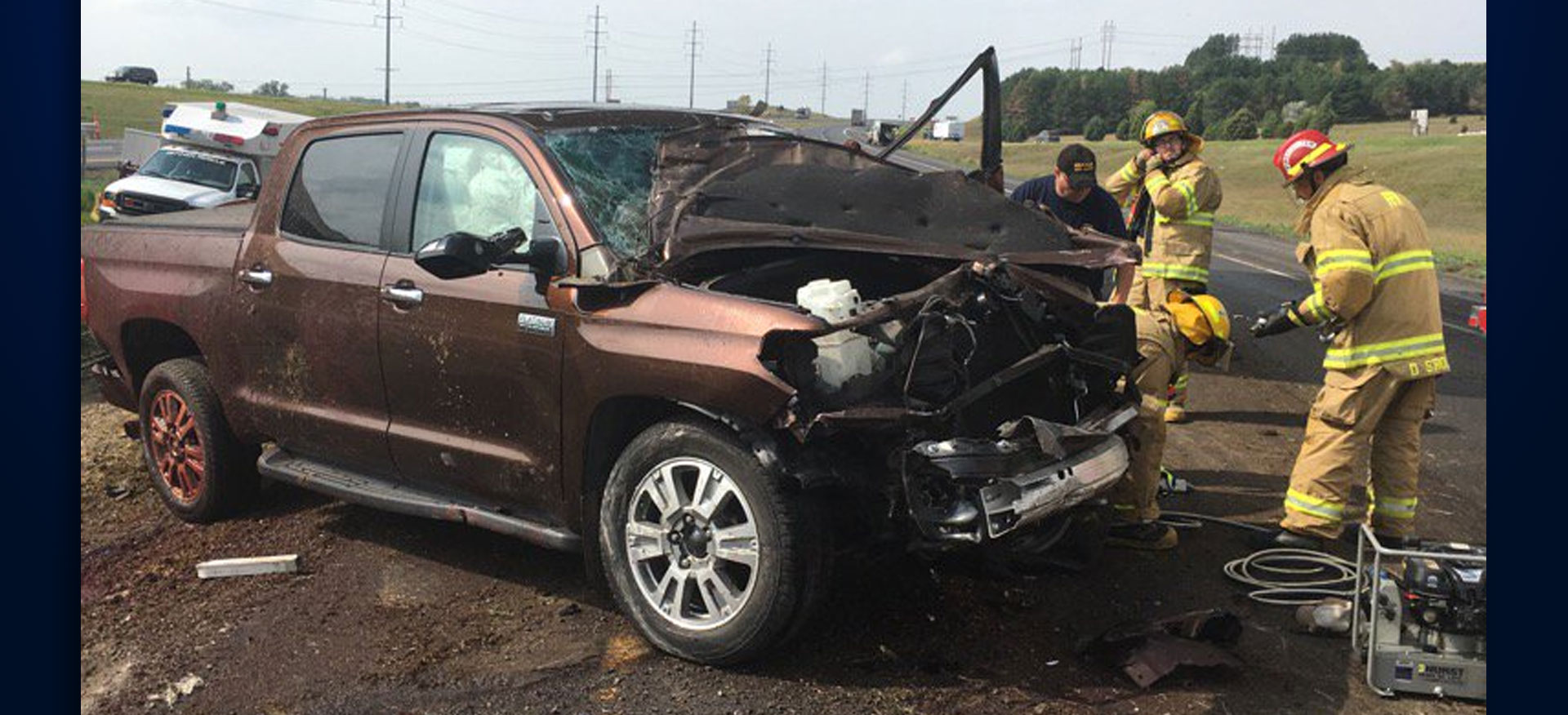 2 Horses Dead In Crash Along Interstate 90