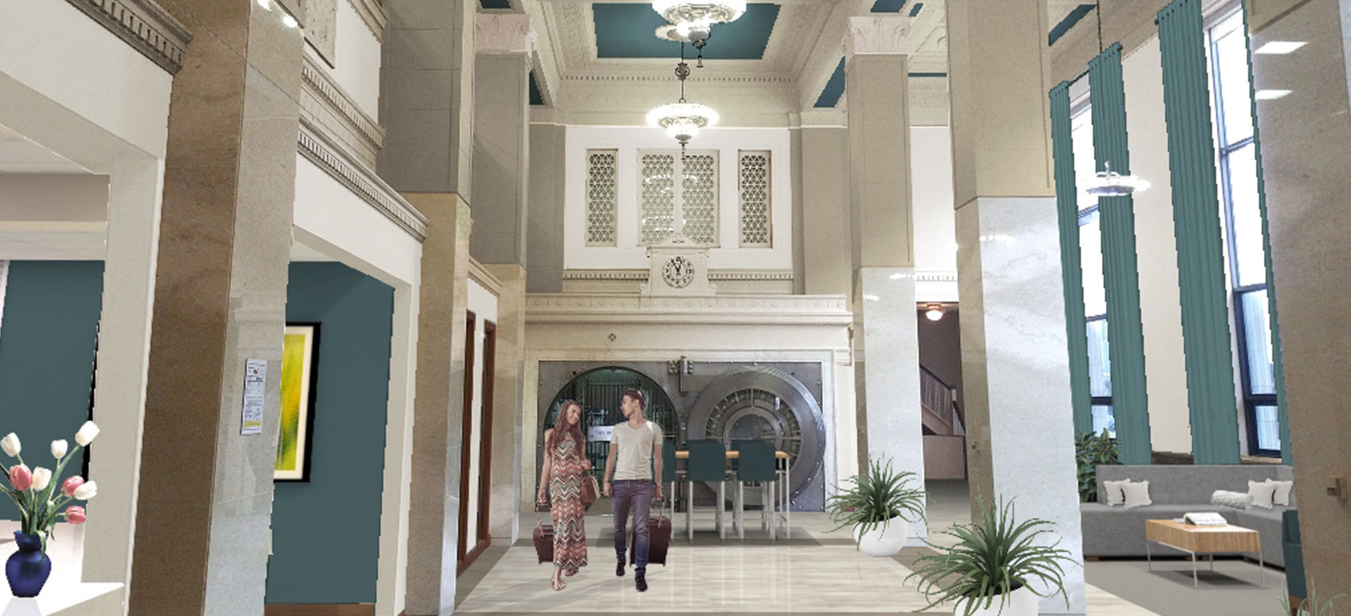 Boutique hotel coming to downtown sioux falls for Boutique hotels downtown