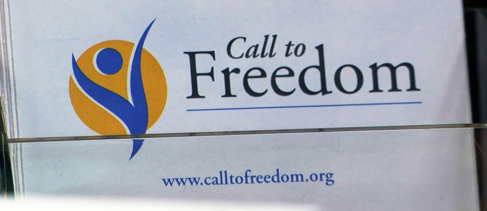 Human Trafficking Call To Freedom