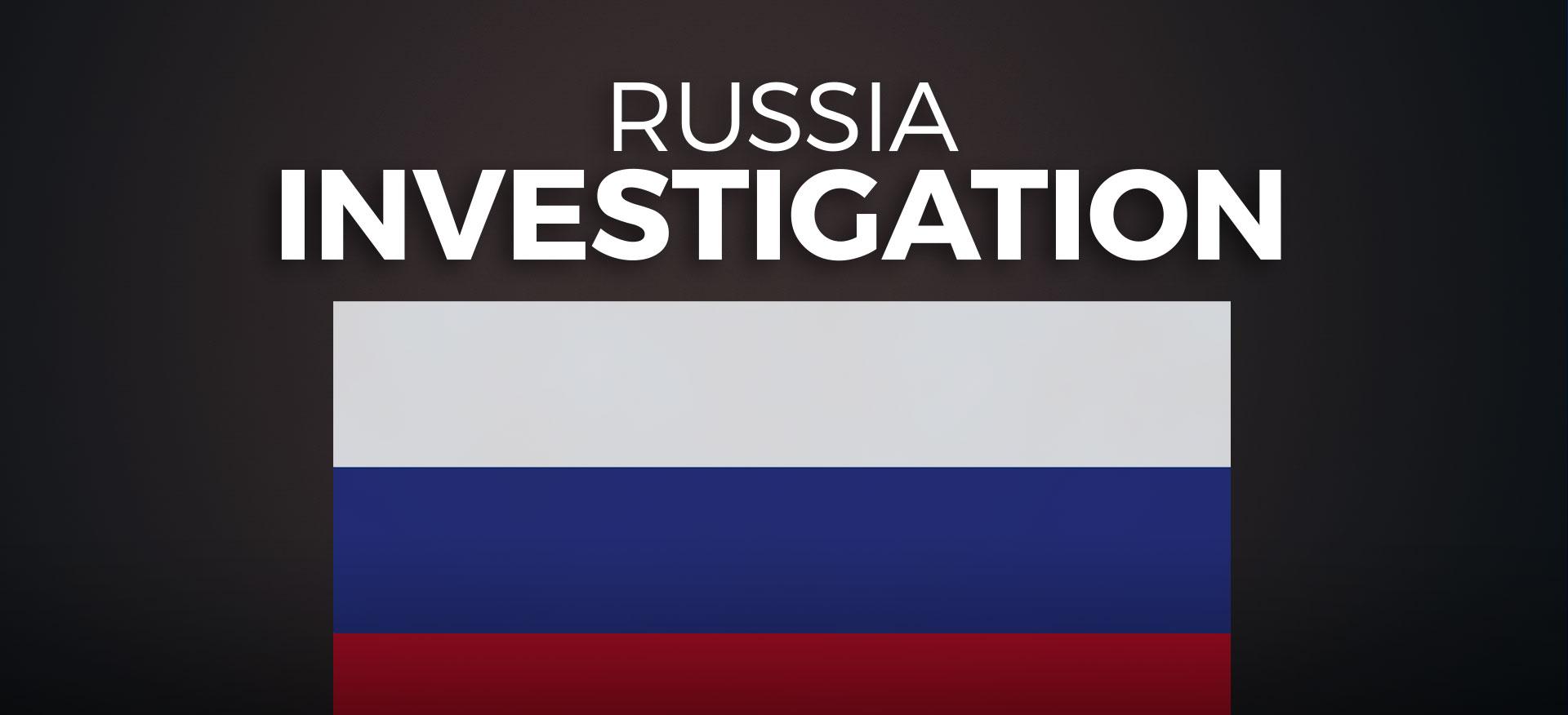 James Comey Russia Investigation Russian Probe Donald Trump Campaign