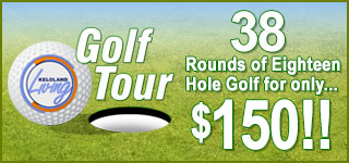 KELOLAND Living Golf Tour