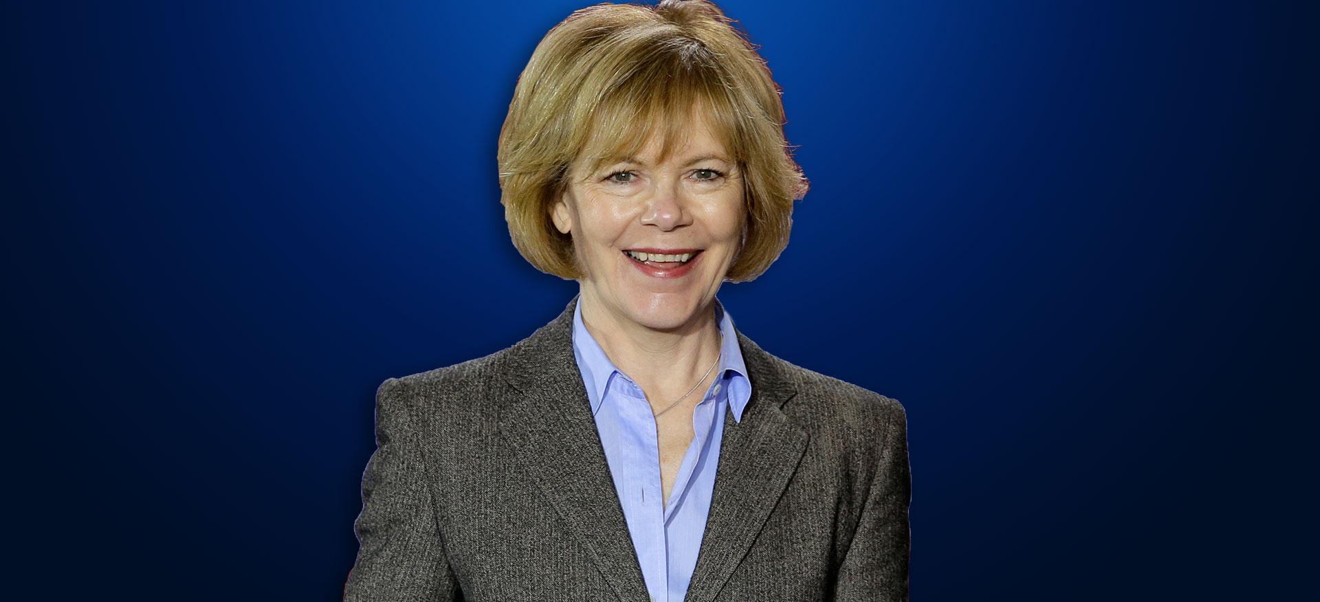 Lieutenant Governor Tina Smith