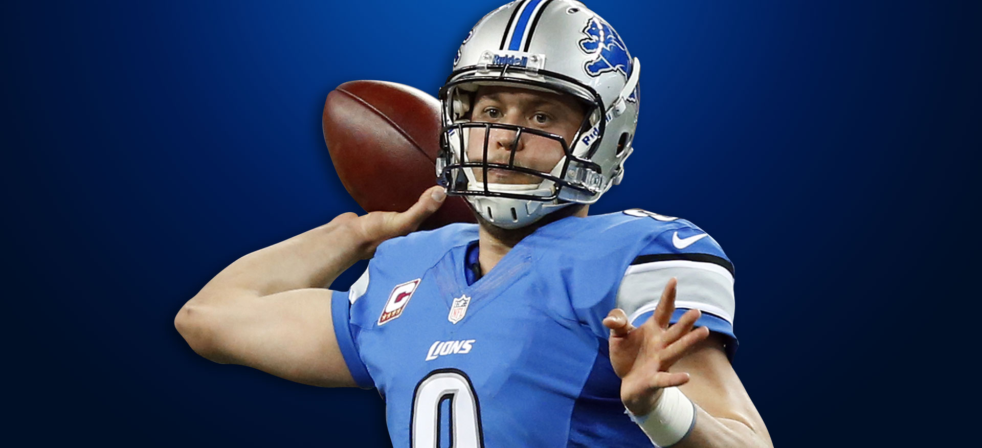 Matthew Stafford Lions Agree To $135M Extension