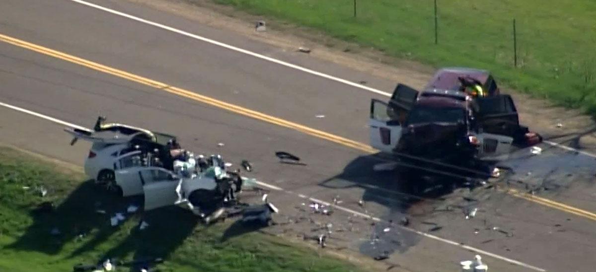 Minnesota Trooper Crash
