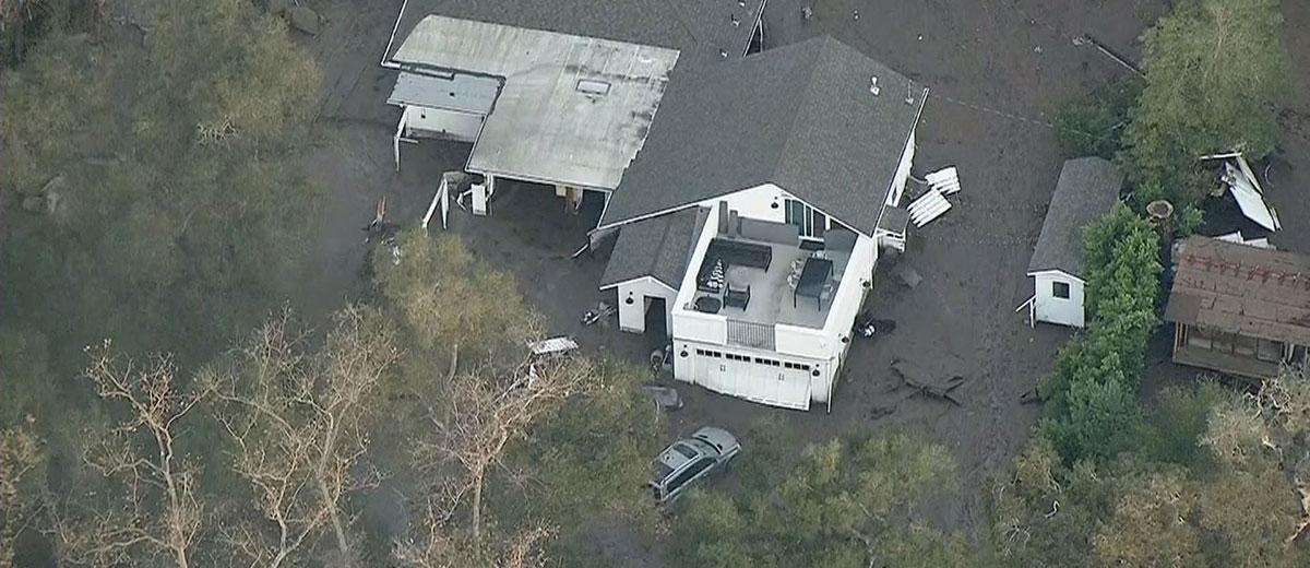 Montecito California Montecito Mudslide California Mudslide