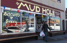 A Trip To The Mud Hole