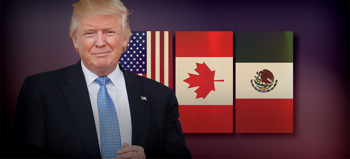 North American Free Trade Agreement NAFTA President Trump Donald Trump