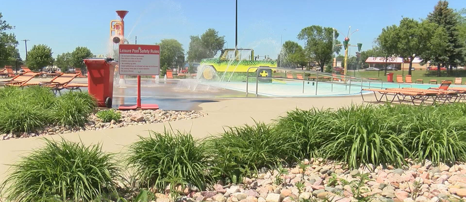 Outdoor pools get ready to open for Outdoor pools open