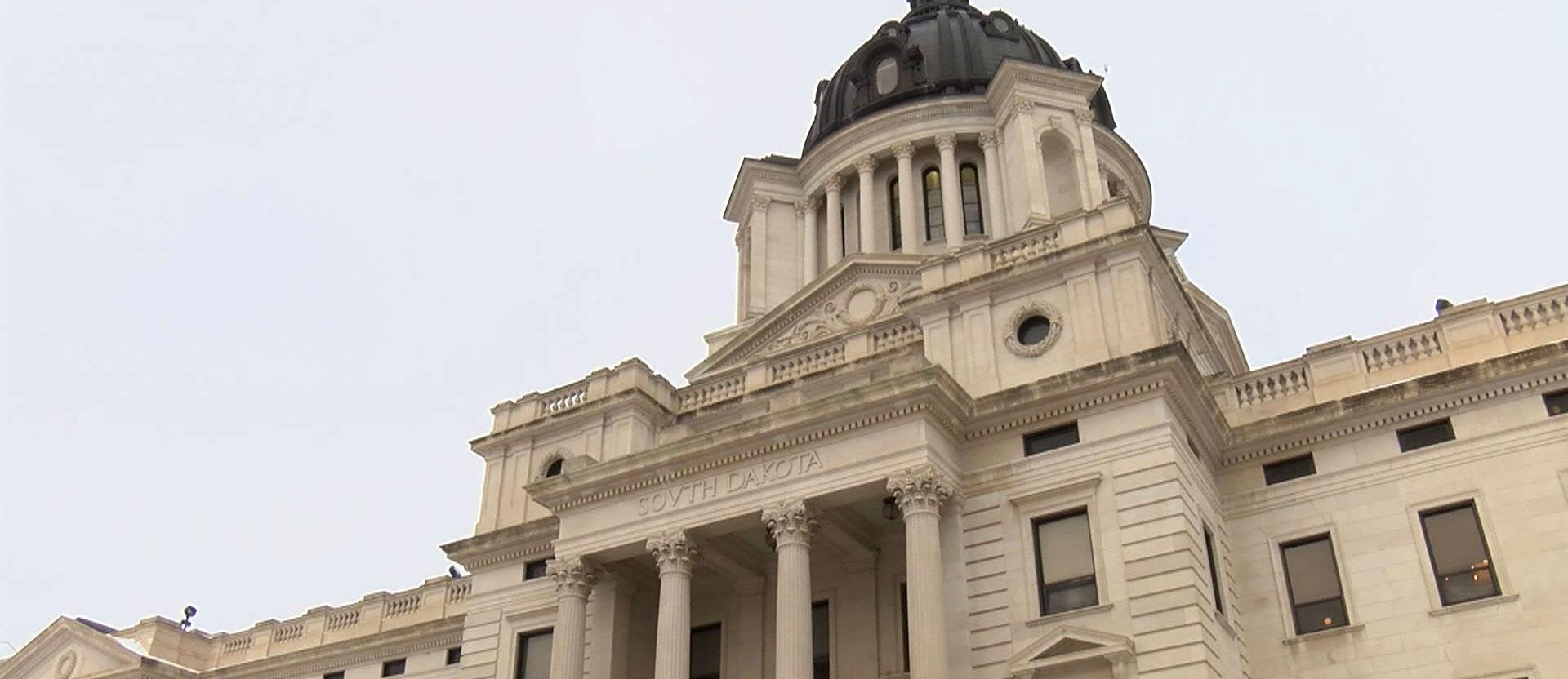 Pierre Capitol Building