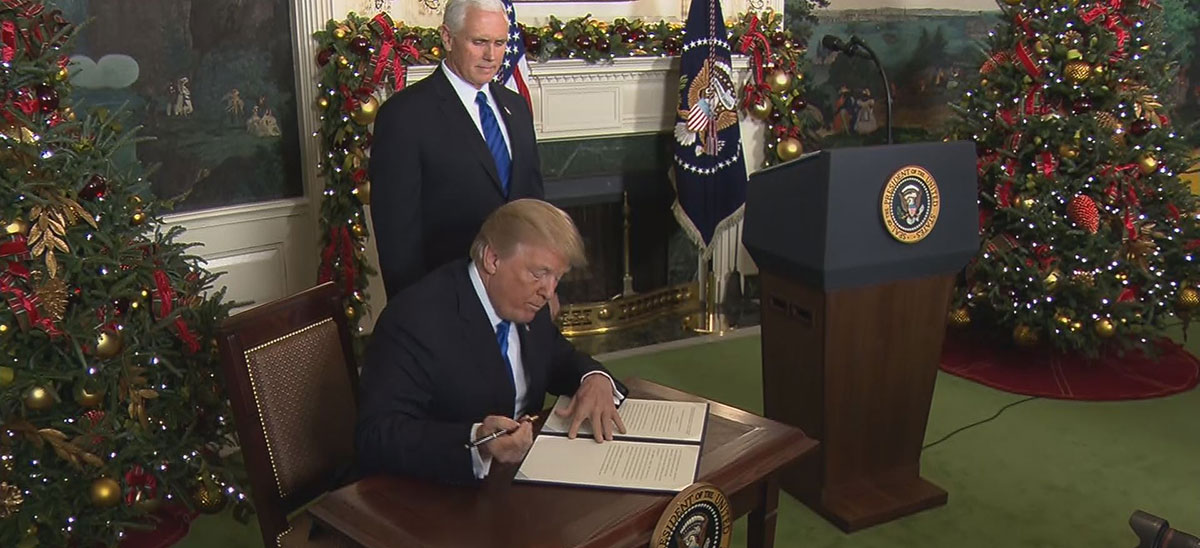President Donald Trump Jerusalem