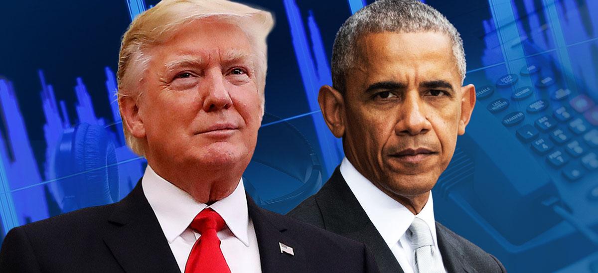 President Trump Obama Wiretap