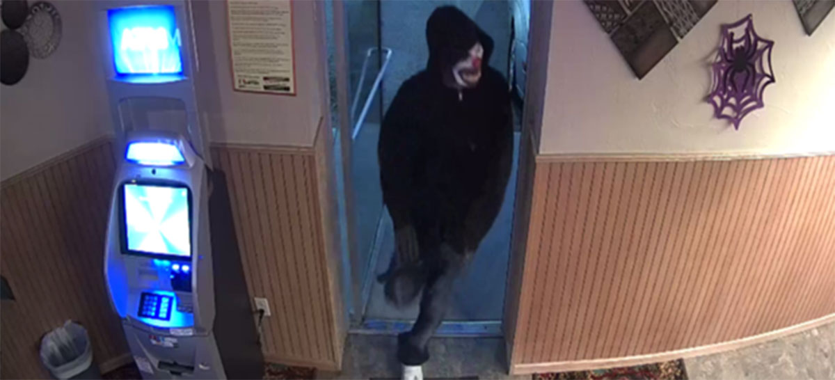 Rapid City Robbery 1808 Mount Rushmore Road