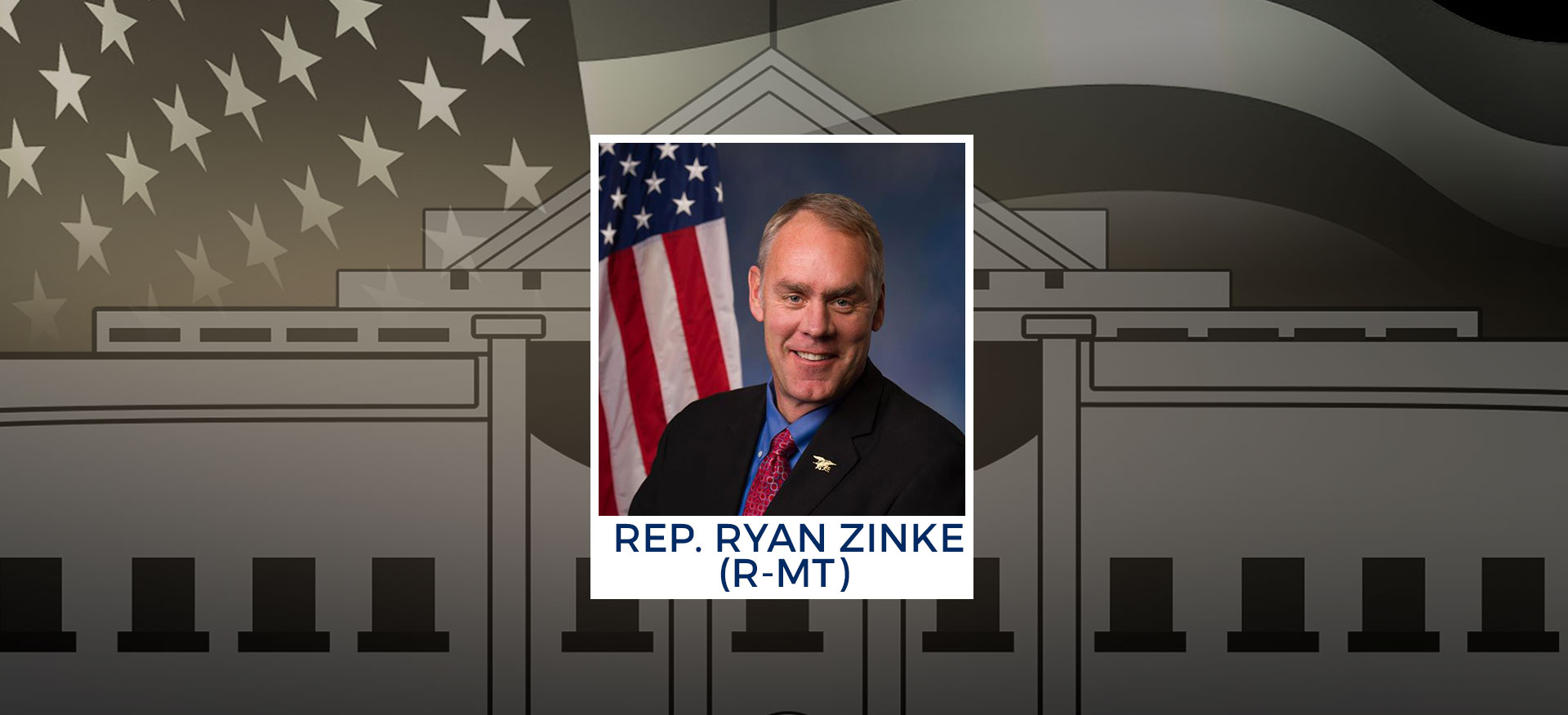 AP Sources Trump Offers Montanas Zinke Interior Secretary