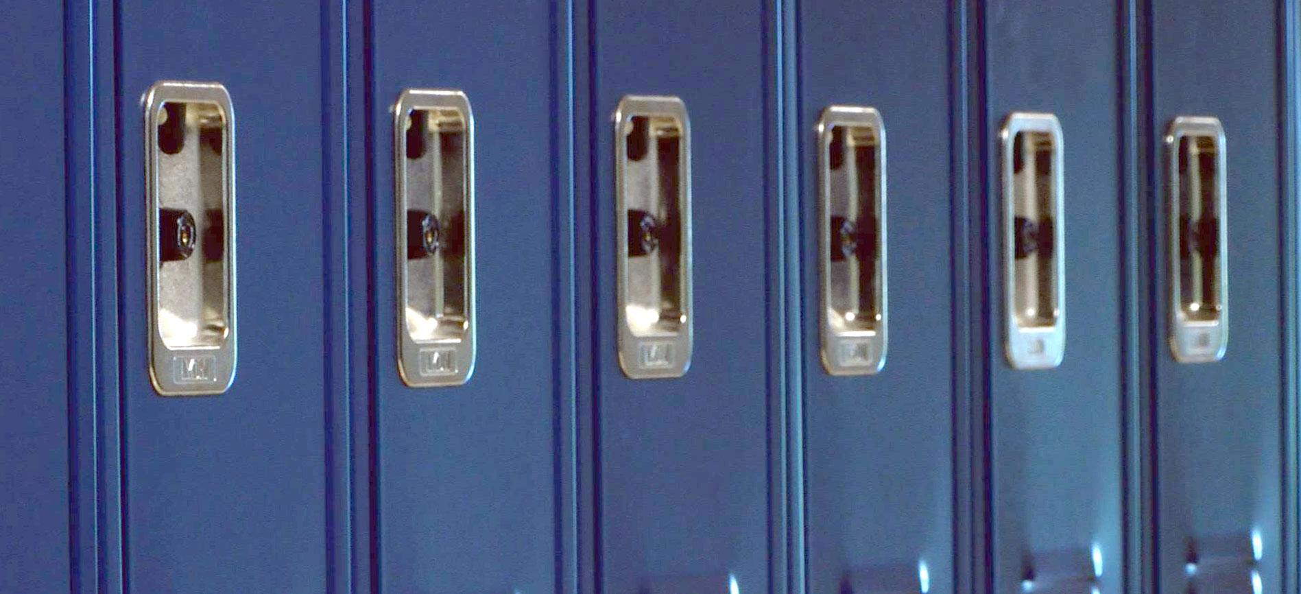 School Lockers Dual Credits