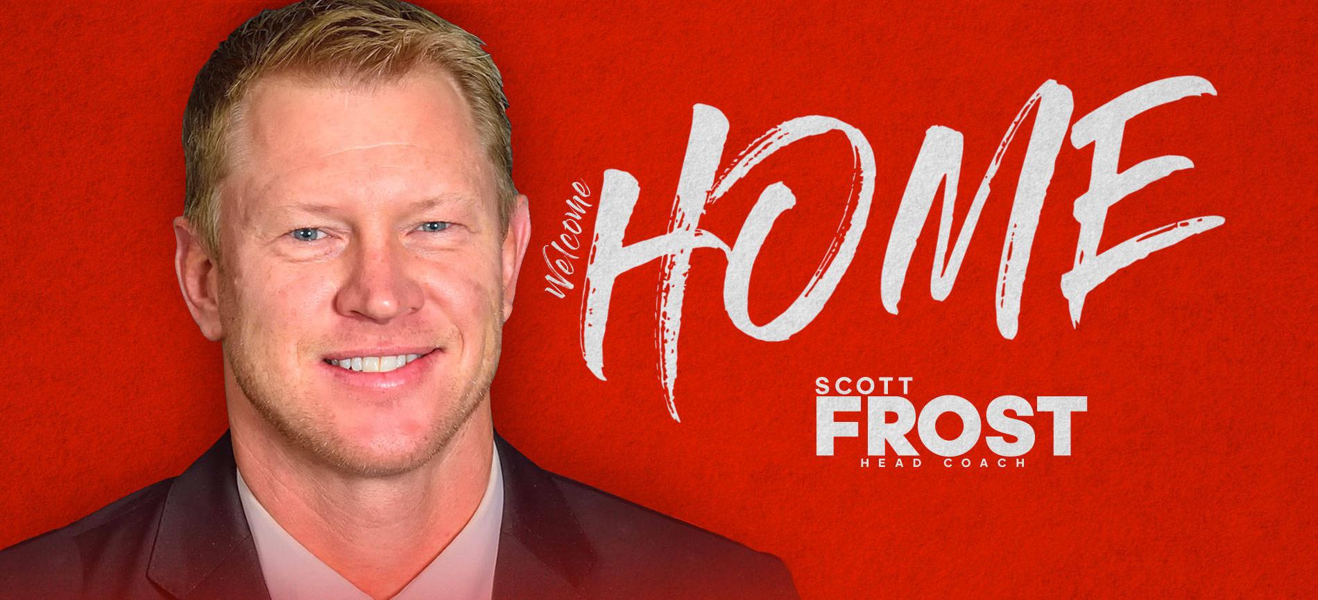 Scott Frost Nebraska