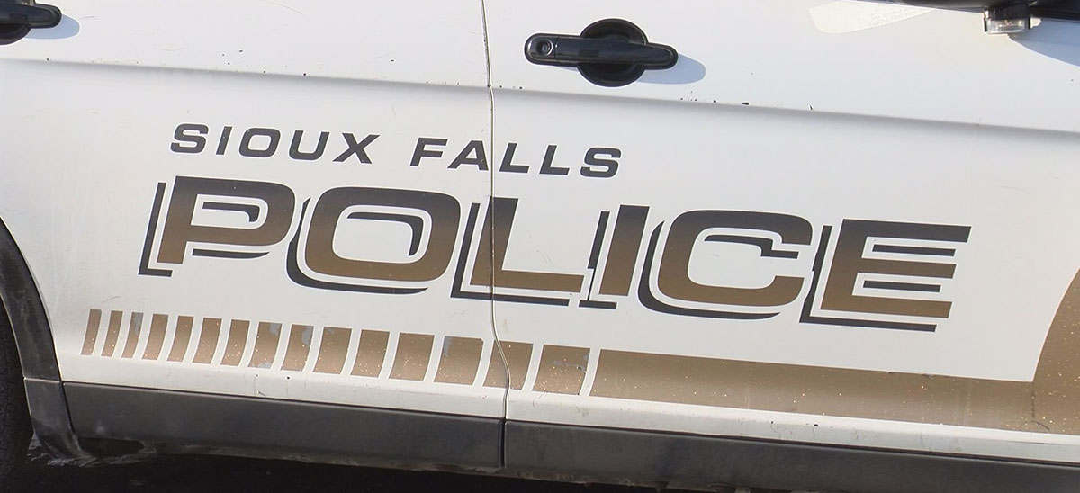 Sioux Falls Police Crime Generic