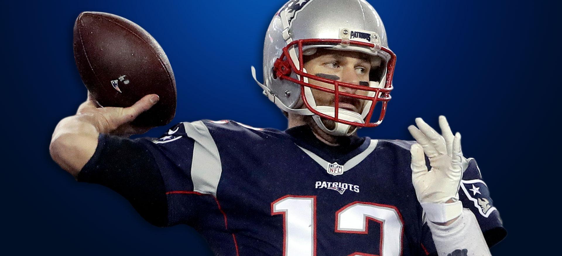 Tom Brady Super Bowl 51