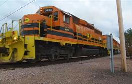 Rapid City Considers Noise Controls On Nighttime Trains