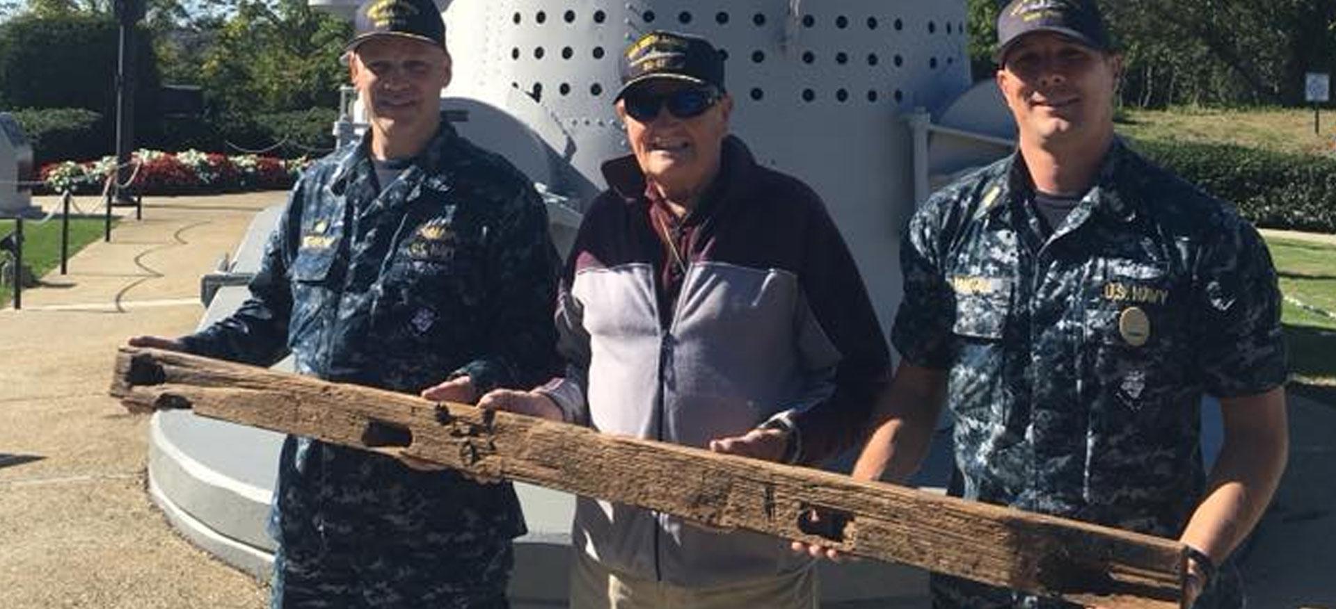 USS South Dakota Courtesy: USS South Dakota Commissioning Committee