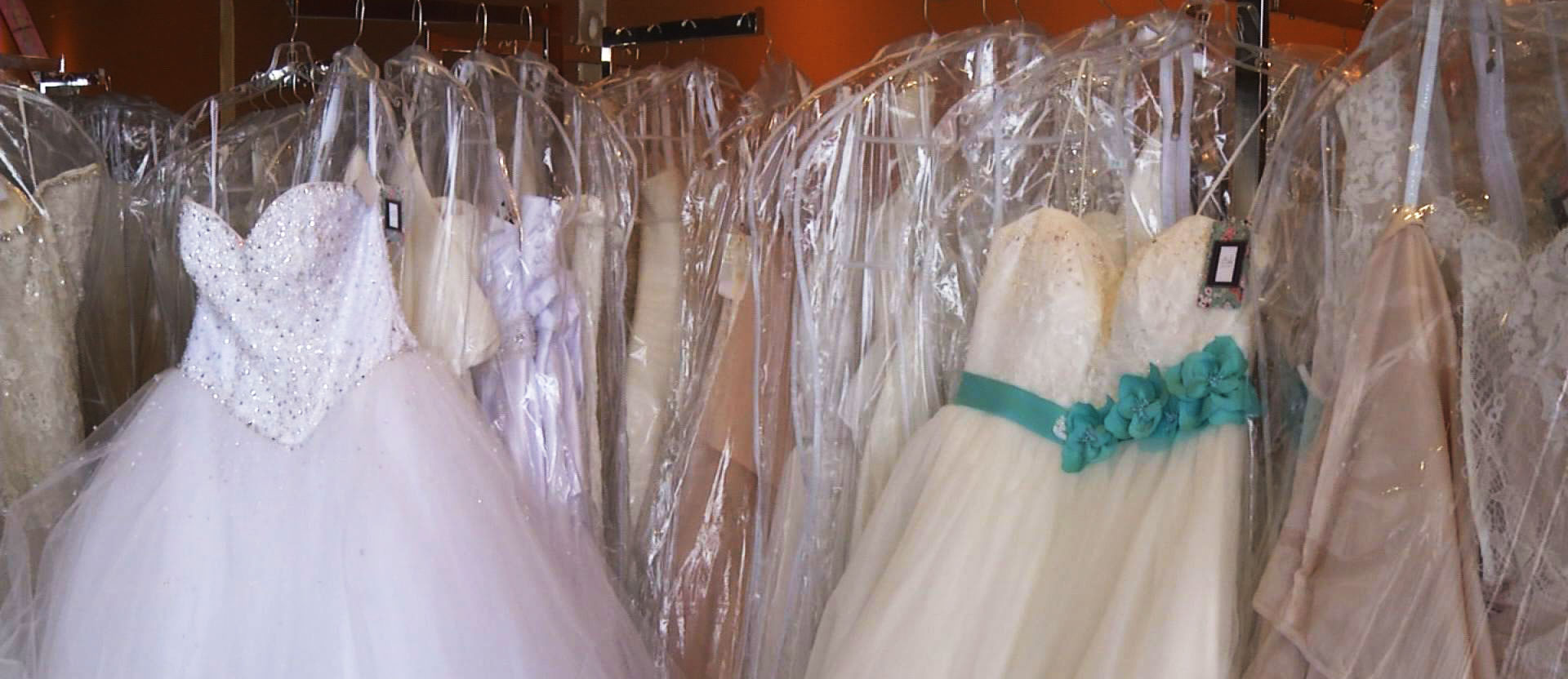 Wedding dress consignment store opens in sioux falls for Thrift shop wedding dresses