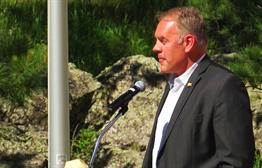 Interior Secretary Gets Less Than Warm Welcome in the Black Hills