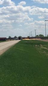 train derailment uShare Bath South Dakota corn spill