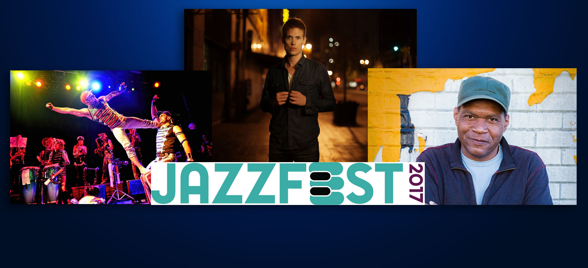 JazzFest 2017 Jonny Lang Robert Cray Band MarchFourth