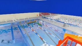 lap pool proposed Mitchell aquatic center