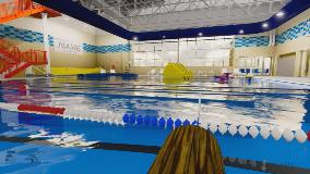 water proposed Mitchell aquatic center