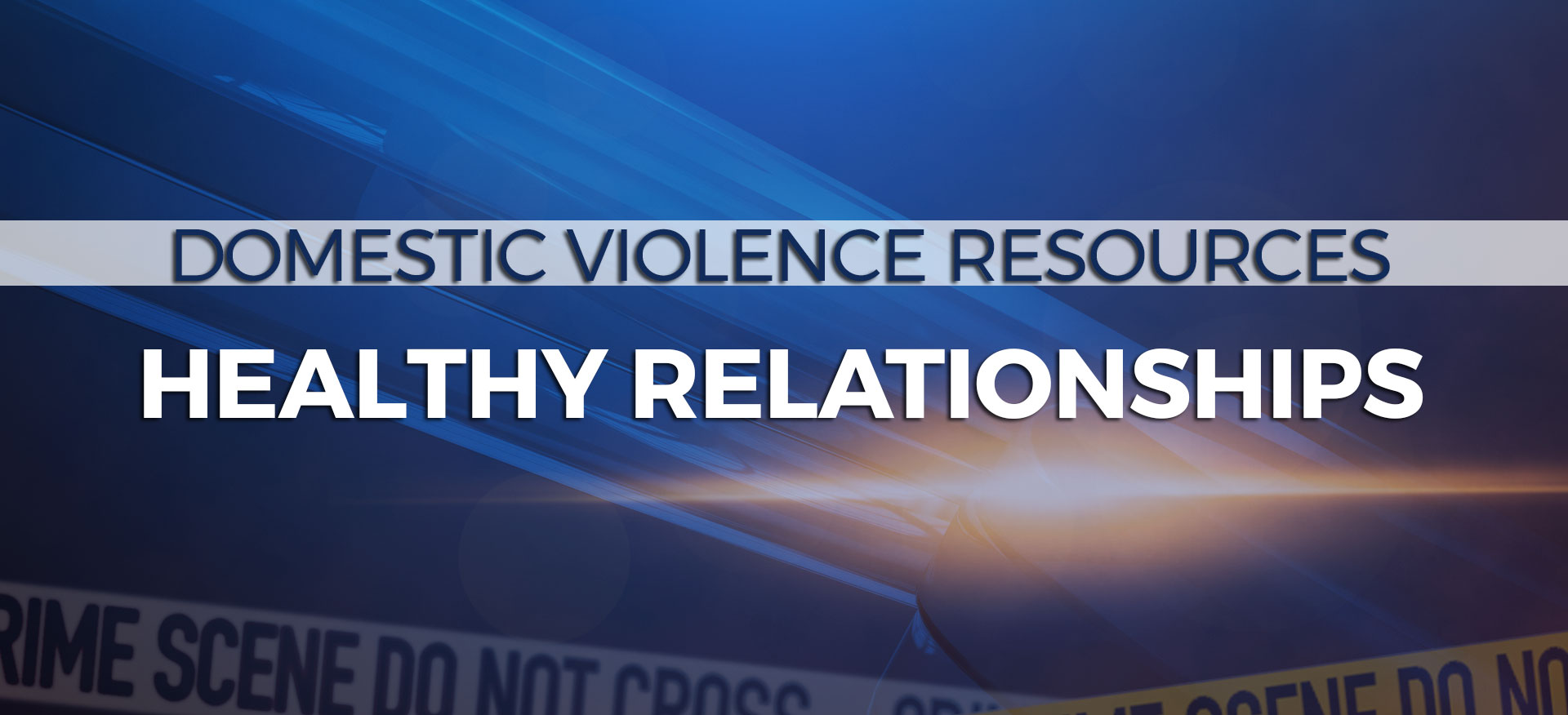 Domestic Violence Healthy relationships