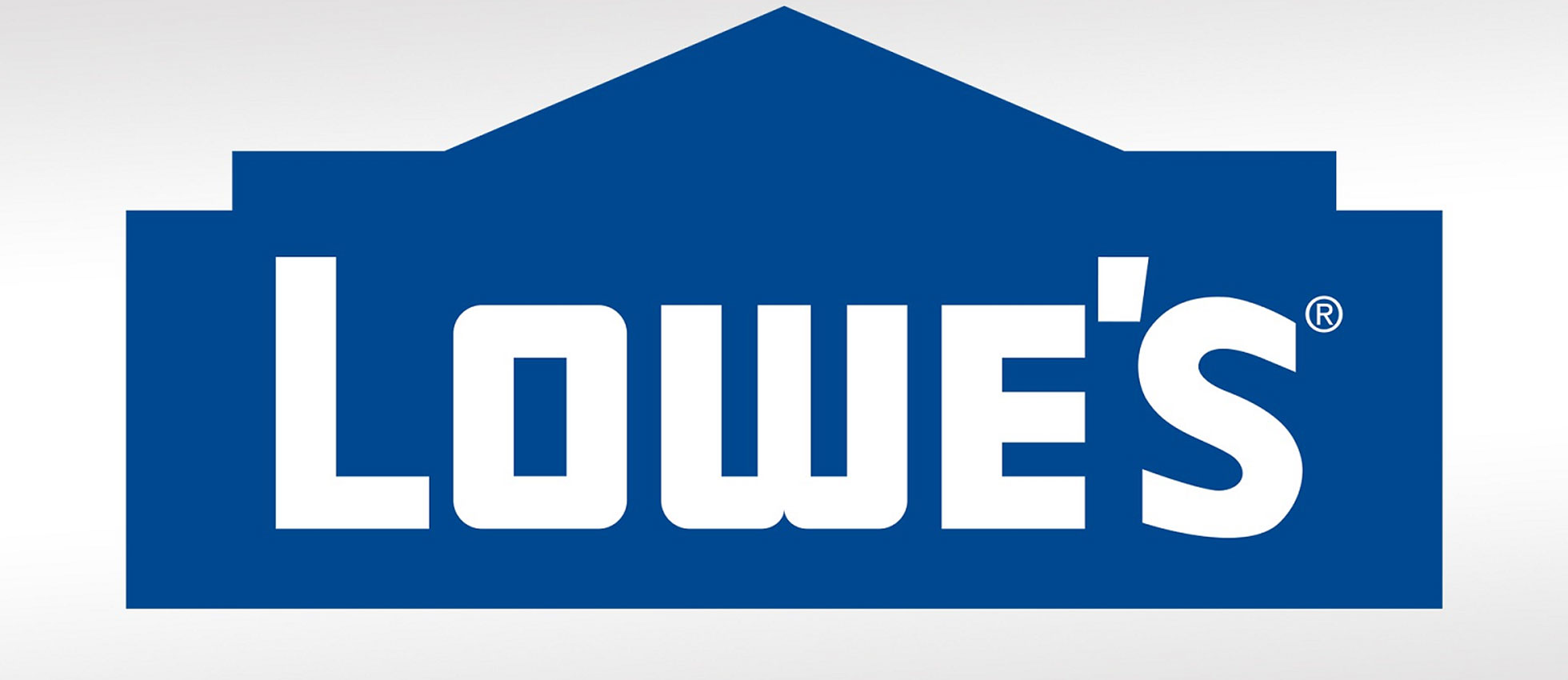 Lowes home improvement logo