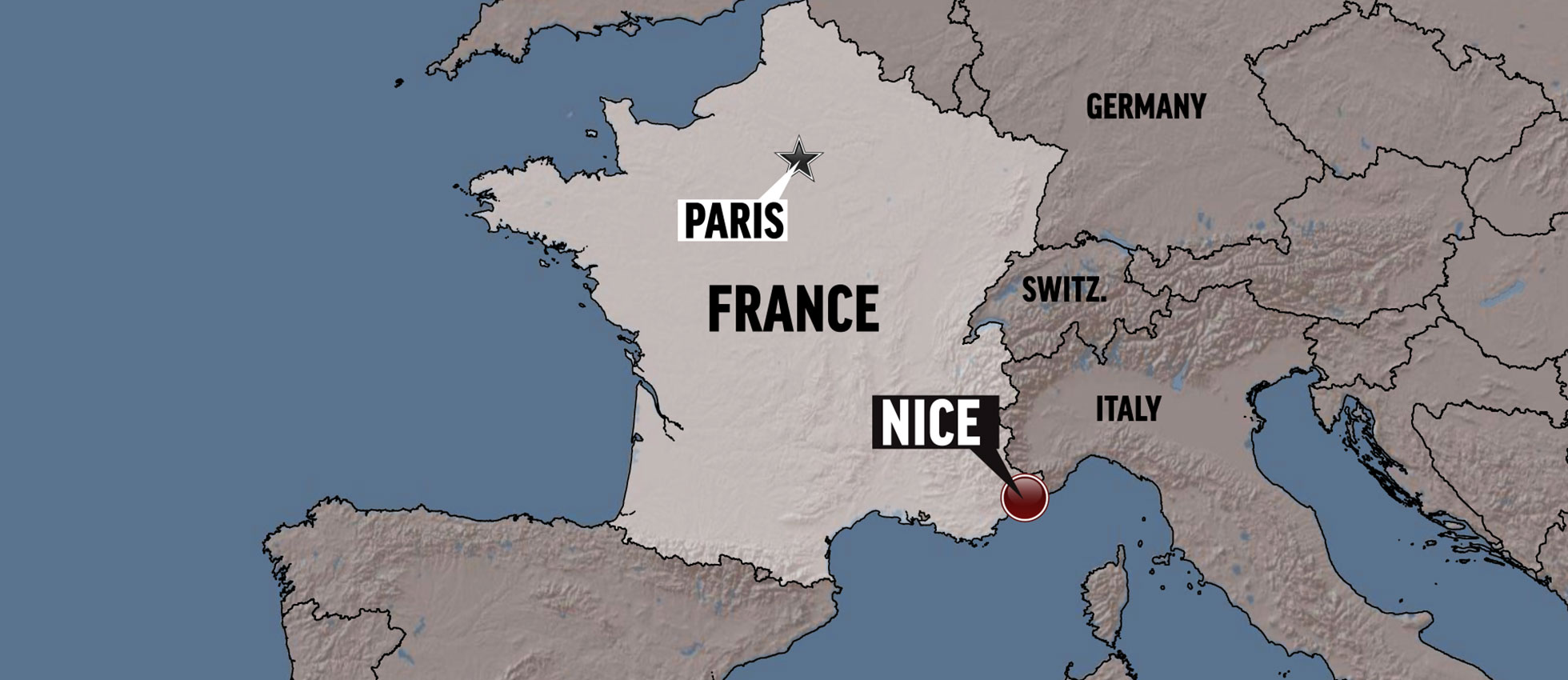 202 People Wounded 25 On Life Support After Attack In France