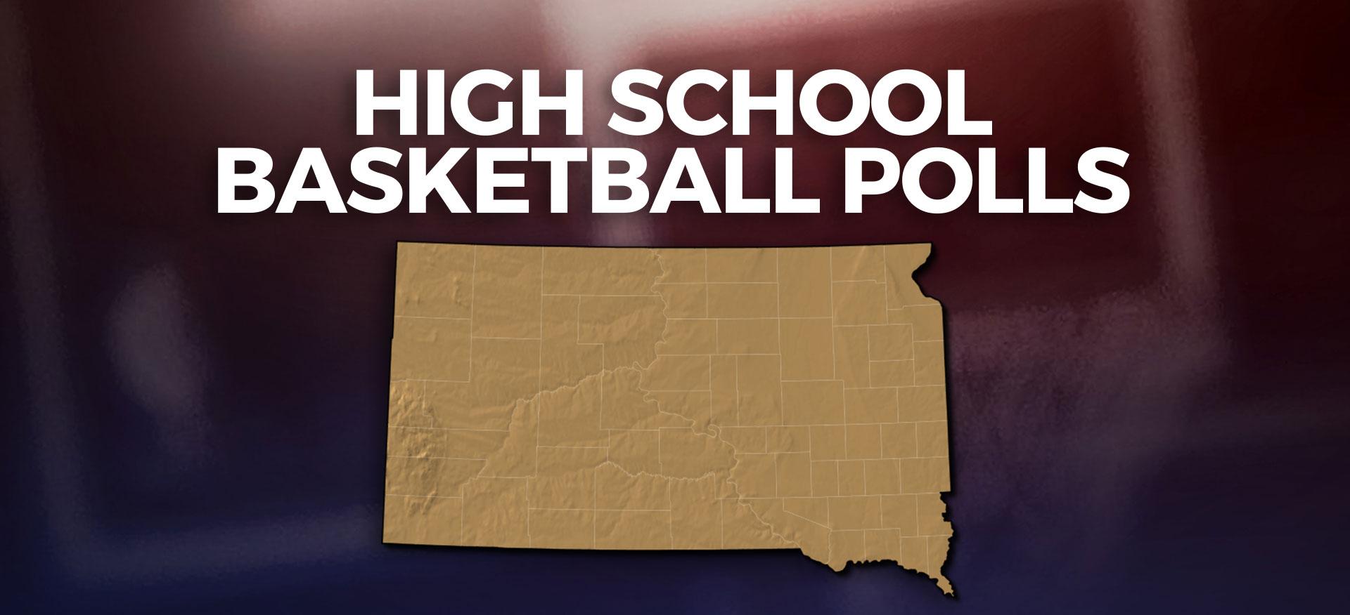 South Dakota High School Basketball Polls
