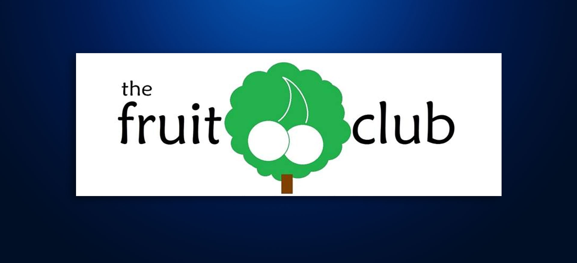 The Fruit Club logo Sioux Falls