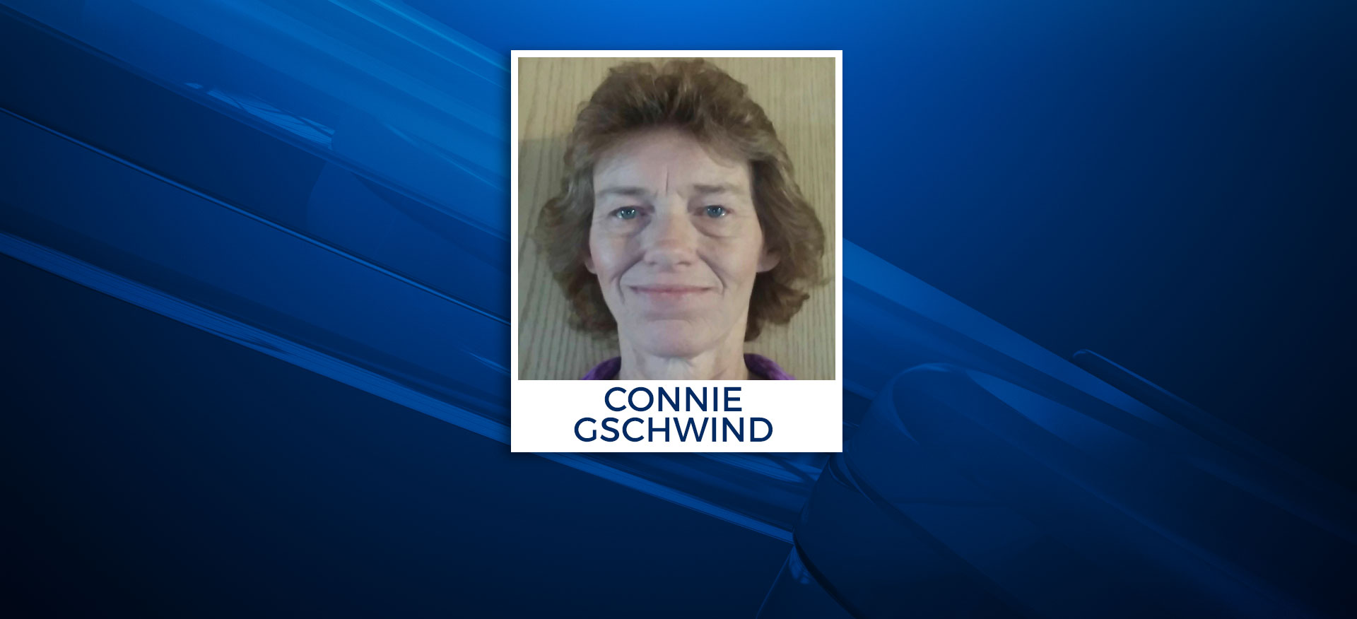 Connie Gschwind missing Moody County woman