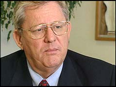 Bill Janklow speaks about anthrax