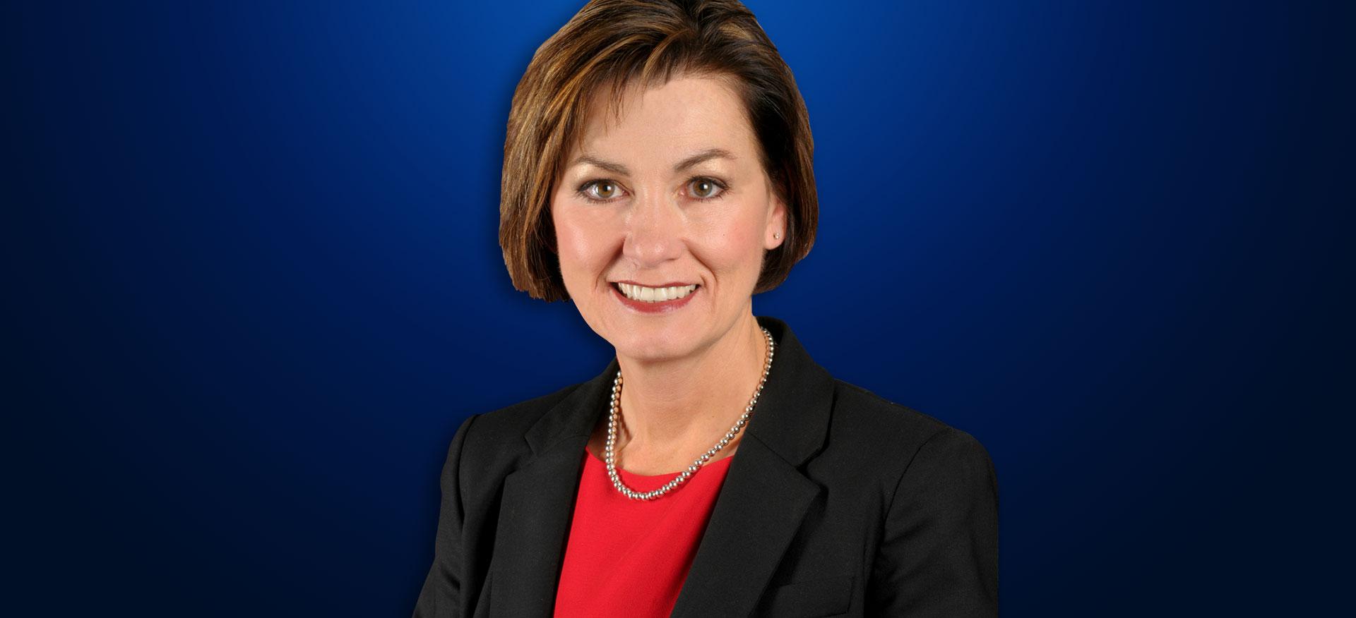 Kim Reynolds Iowa Lt. Governor