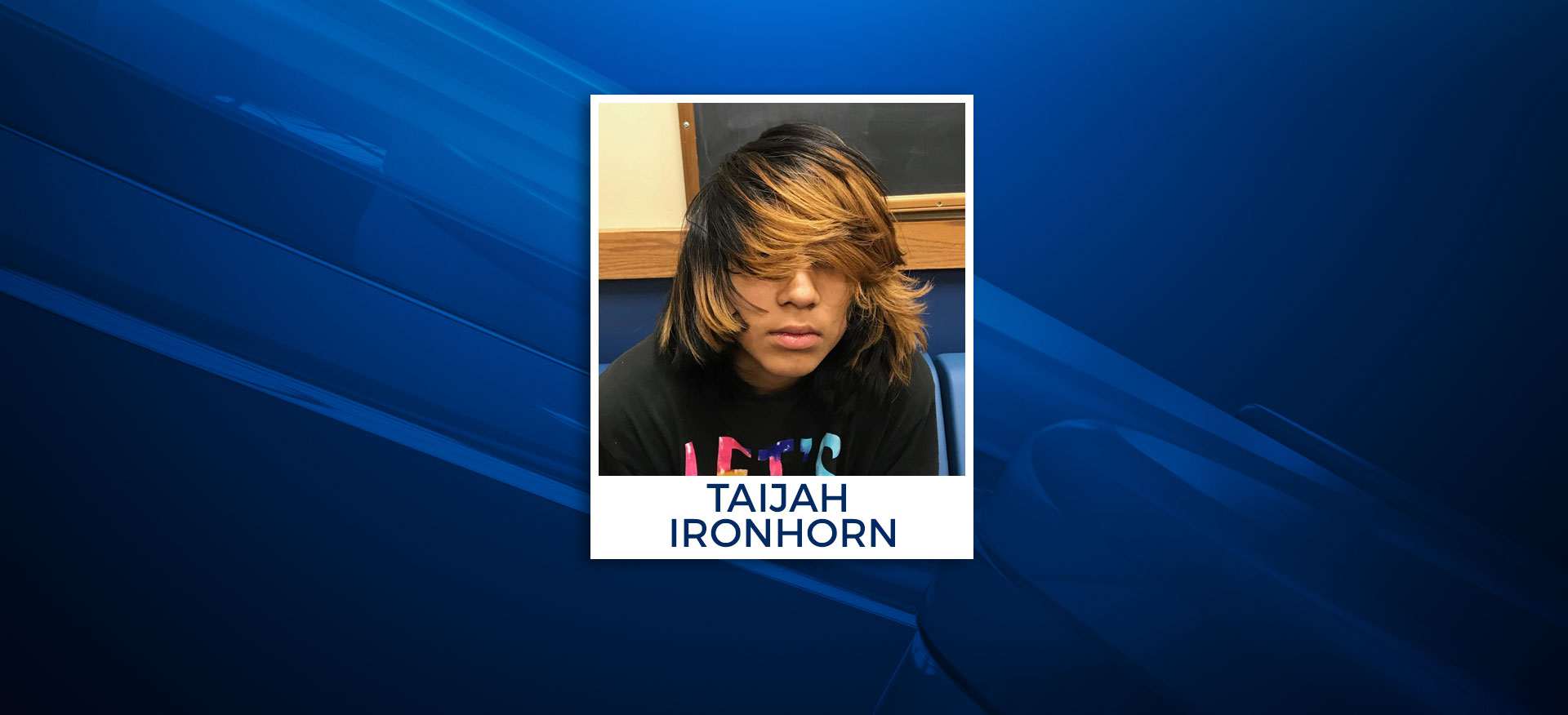 Taijah Ironhorn missing Sioux Falls teenager