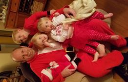 Christmas Pajamas Trend
