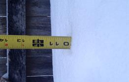 Clear Lake South Dakota snow total