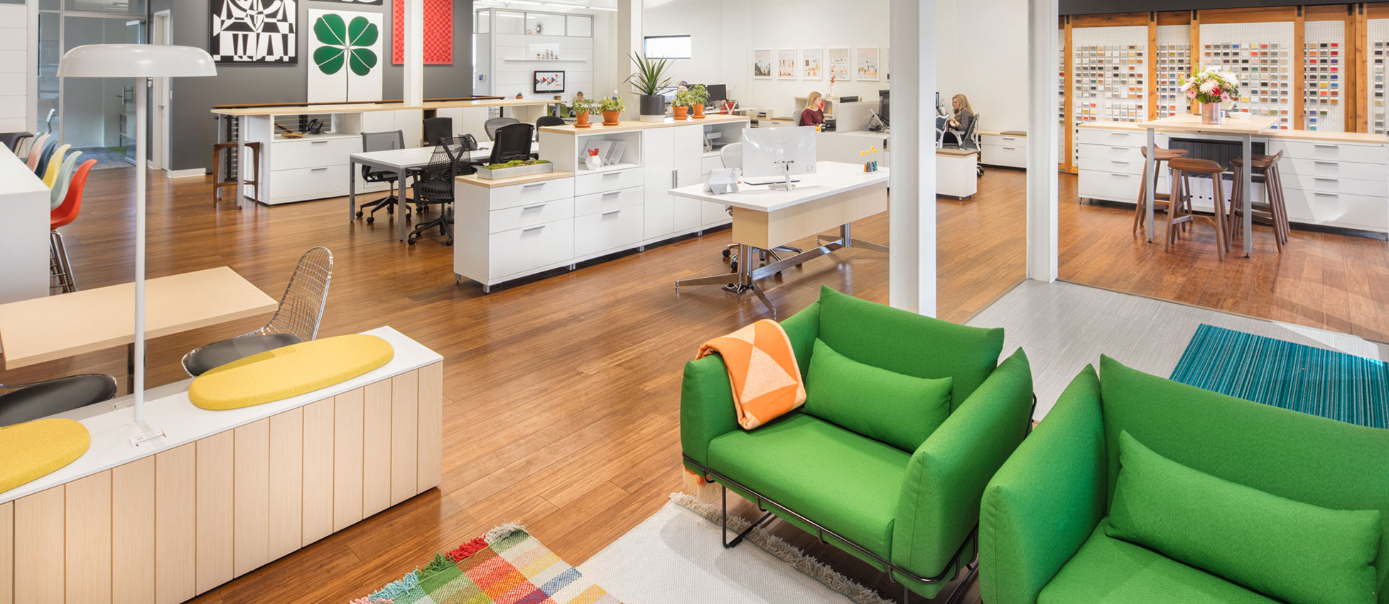 Pigott business space